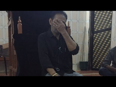 8th Muharram 1439 hijri | Janab Syed Naushad Husain Sb| Mumbai, India