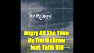 Watch Faith Hill Angry All The Time video