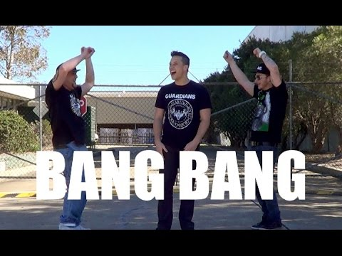 BANG BANG - Jessie J, Ariana Grande, Nicki Minaj Dance Choreography | Jayden Rodrigues NeWest