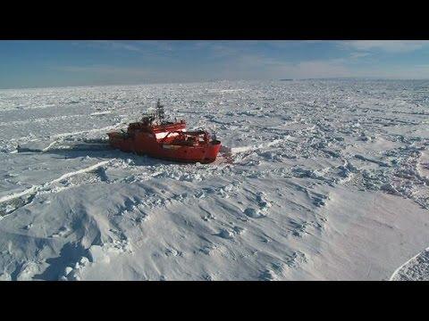 Выживание во льдах - Документальный фильм