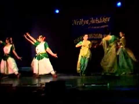 Bharatnatyam-Kathak fusion