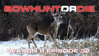 Bowhunting Late Season Bucks | Bowhunt or Die Season 08 Episode 32