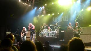Watch Uriah Heep Valley Of Kings video