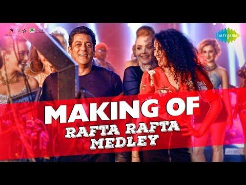 Making of Rafta Rafta | Salman Khan | Sonakshi Sinha | Remo D'Souza | Rekha | Dharmendra |Sunny Deol