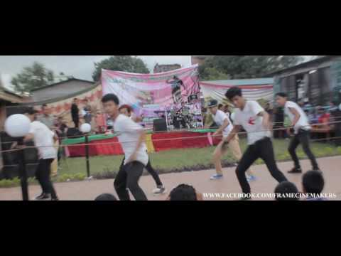 Nepali B-boying Dance, Ghorahi,dang, Nepal video