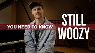 Who is Still Woozy? Interview at The Current
