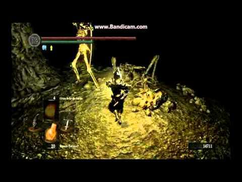 Dark Souls - Conseguir Anillo Serpiente Plateada