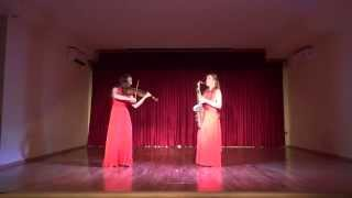 """Badtameez Dil"" by Ukrainian Band ""Violin Queen"""