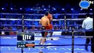 Vic Raging Bull Darchinyan vs Juan Jimenez 07 02 2015
