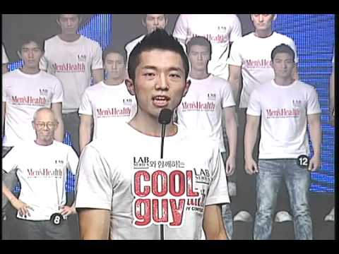 Korean clip young guys modeling underwear etc