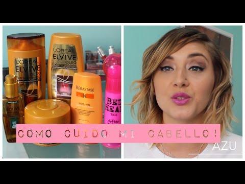 LaVidaEnRosa - Como cuido mi cabello?