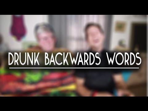 Drunk Backwards Words - feat. Tyler Oakley