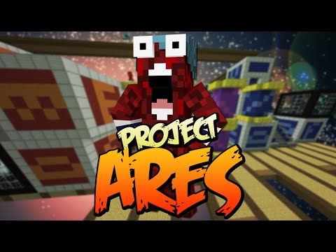 PROJECT ARES | ¡ESTOY ON FIRE! | MINECRAFT PVP