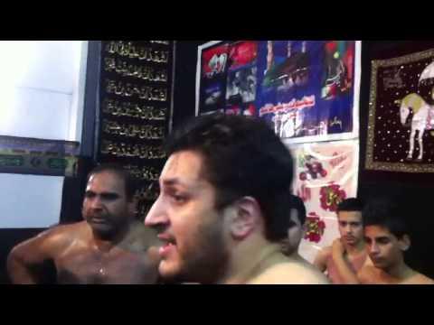 Rabba mera Asghar(as) Part 2 - QBH - 6th Muharram 1434