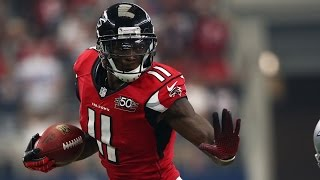 Julio Jones Career Highlights