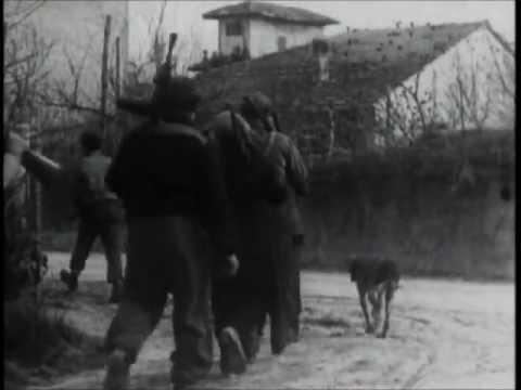 Canadian Army Newsreel - Italian Partisans Aid Allies