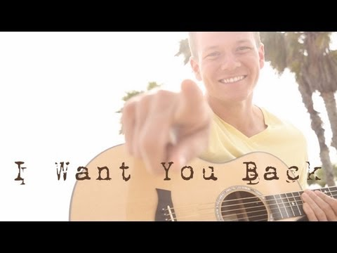 I Want You Back - Jackson 5 (Tyler Ward Acoustic Cover) - Michael Jackson