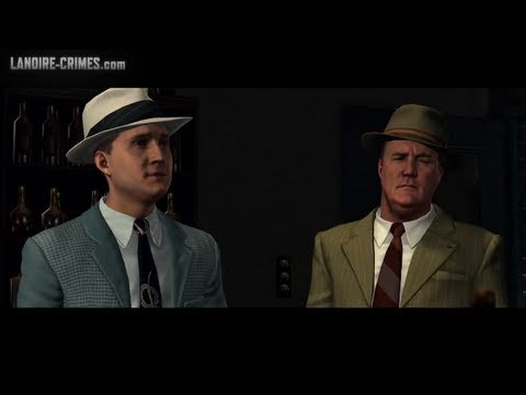 LA Noire - Walkthrough - Mission #12 - The Studio Secretary Murder (5 Star)
