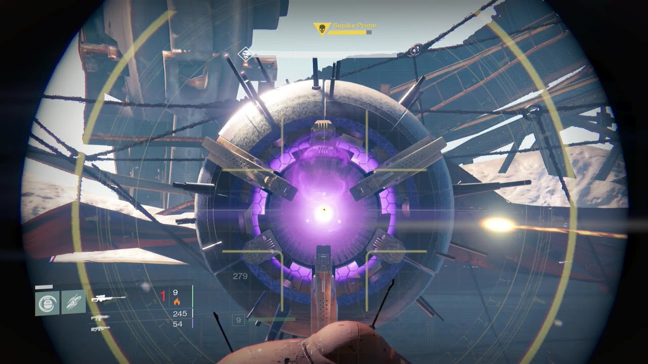 Destiny Earth Missions Earth Strike Mission The