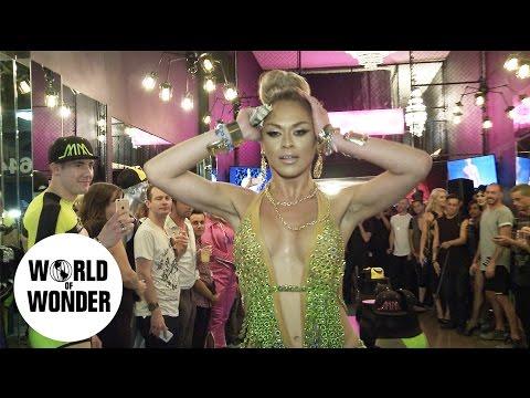 #MarcoMarcoShow Retail Store Opening: Raja, Detox, Manila, Misty Violet, Rhea Litré & more