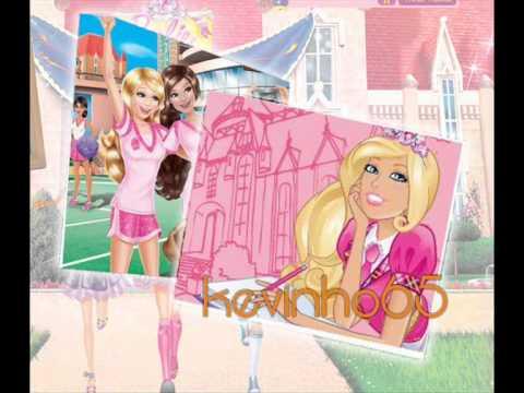 Barbie Escola de Princesas/Barbie Princess Charms School - Topo do mundo (Brazilian Portuguese)