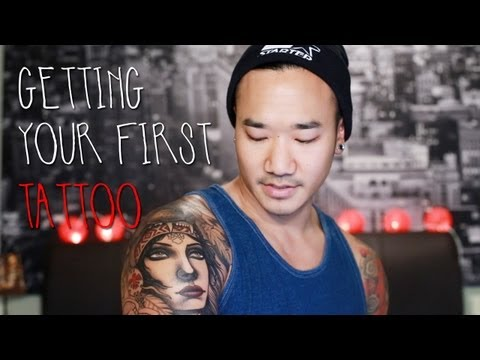 GETTING YOUR FIRST TATTOO | SURVIVAL GUIDE
