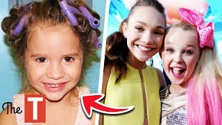 Dance Moms Funniest Behind The Scenes And Cutest Moments