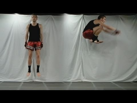 Taekwondo Jumping & Agility Training Tutorial (Kwonkicker) Image 1