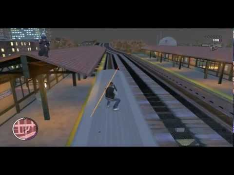 Прохождение GTA IV TBOGT. Миссия 21.