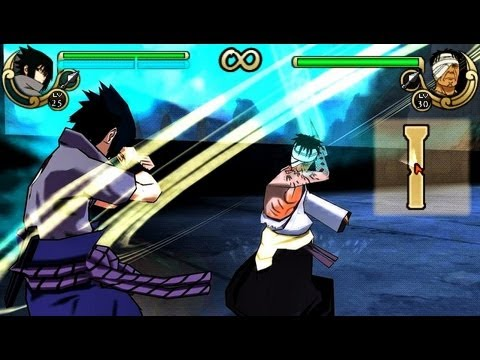 Sasuke Vs Danzo Full Fight - Naruto Shippuden Ultimate Ninja Impact video