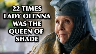 "22 Times Lady Olenna From ""Game Of Thrones"" Was the Queen of Shade"