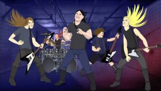 Watch Dethklok Fansong video