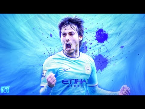 "David Silva - ""El Mago""-  Amazing Goals & Skills - 2015 - HD"