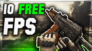 TOP 10 Free PC FPS GAMES
