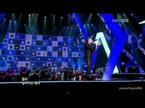 111120 Jay Park - Girlfriend LIVE (Comeback Stage) KPOP