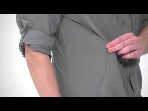 Video: Men's Canyon Long Sleeve Shirt