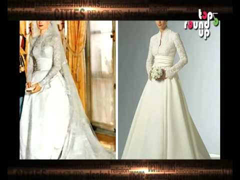 5 Most Expensive Weddings Dresses In The World
