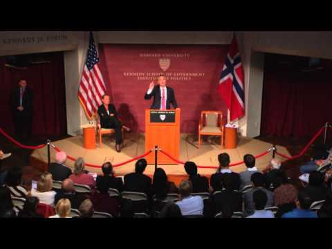 Avoiding the Oil Curse: The Case of Norway | Institute of Politics