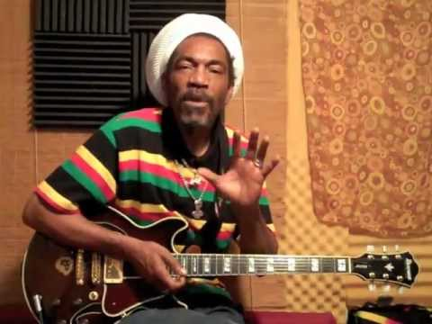 How To Play Reggae Guitar With Tuff Lion video