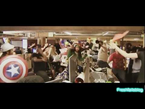 The Harlem Shake [best Ones!] video