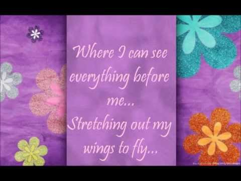 Barbie Princess Charm School - On Top Of The World [with Lyrics On Screen].wmv video