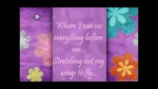 Barbie Princess Charm School - On Top of The World [with lyrics on screen].wmv
