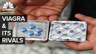 How Viagra Made Pfizer Billions Before Generics