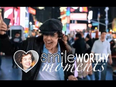 Harry Styles - Smile-Worthy Moments