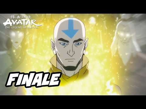 The Legend Of Korra Season 2 Finale Review Part 1 - Harmonic Convergence