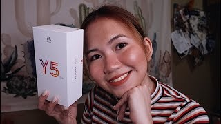 HUAWEI Y5 LITE 2018 UNBOXING (SWAK BA FOR STUDENTS!?)