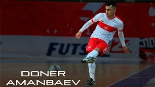 Doner Amanbaev 2017/2018 | All goals