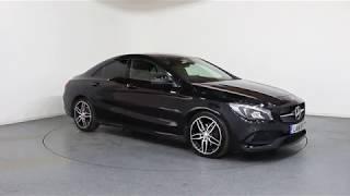 Mercedes CLA 180 AMG Line