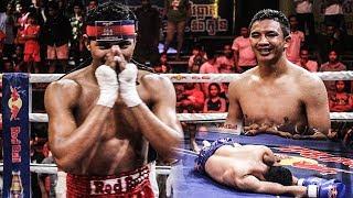 Red Bull Marathon, Lao Chantrea (CAM) Vs (Thai) Rongnapha, 21/July/2018, CNC TV Boxing