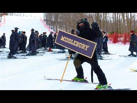 February Grads at Middlebury Take to the Slopes